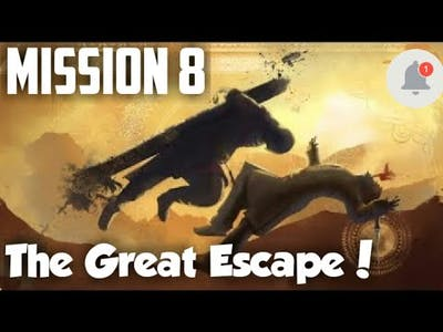 The Great Escape! | Assassin's Creed Chronicles India Mission 8