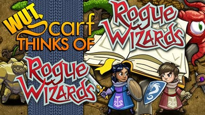 Wut ScarfThinks of Rogue Wizards