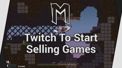 Twitch To Start Selling Games - Topic (Playing Dustforce DX)