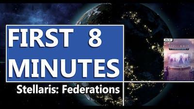 FIRST LOOK   Stellaris: Federations   HD GAMEPLAY
