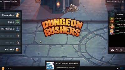 DGA Plays: Dungeon Rushers (Ep. 2 - Gameplay / Let's Play)