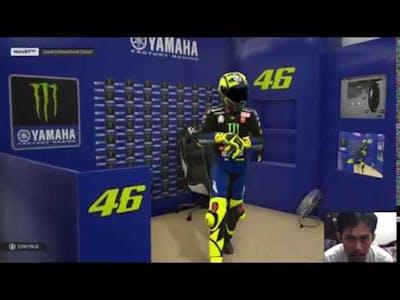Game MotoGP 19 Championship FP 1 In Qatar