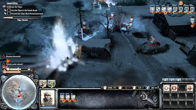 Let's Play Company Of Heroes 2 (BLIND) - Episode 30 - Main Campaign