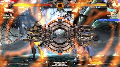 Guilty Gear Xrd Revelator Online Games