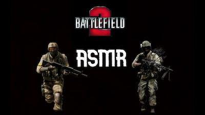 ASMR- battlefield 2 gameplay-soft speaking......