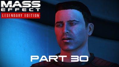 Mass Effect 1 Legendary Edition PART 30 Citadel: Old Friends