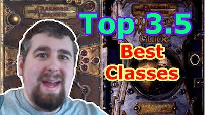Strongest Classes - PHB (D&D Top 3.5E)
