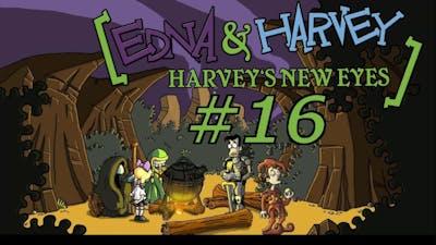 Edna & Harvey: Harvey's New Eyes (English) Walkthrough part 16
