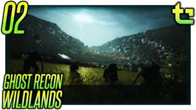 Ghost Recon: Wildlands || Shenanigan Highlights E02 || TimmyCarbine