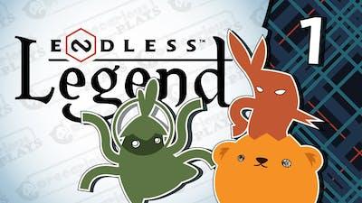 Endless Legend | Episode 1: Skyfriends | Precarious Plays