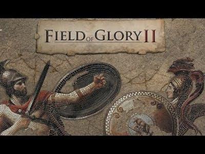 Field of glory 2 quick battle Roman Vs Breads