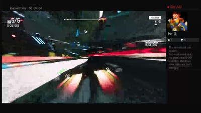 Redout Space Exploration Pack DLC First Playthrough
