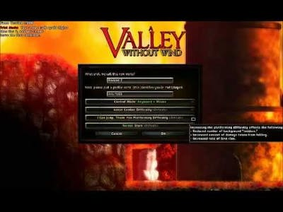 2# DEMO DevilGames: A Valley without wind