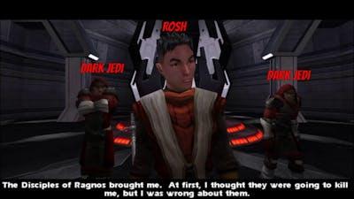 Star Wars Jedi Knight: Jedi Academy - Jaden VS. Rosh
