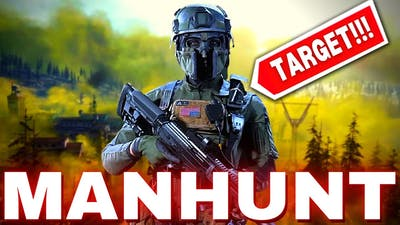"""NEW* GAME MODE """"MANHUNT"""" 