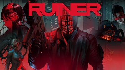 RUINER Game Play Walkthrough / Playthrough