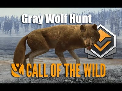Call Of The Wild Gray Wolf Hunt