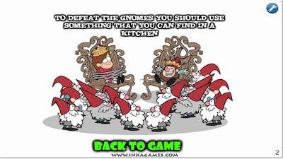 Gravity Falls Saw Game Walkthrough part 1
