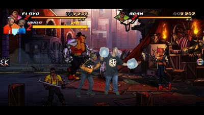 C&D Games (Streets of Rage 4)