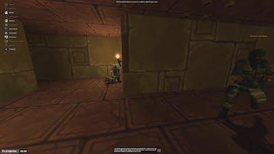 Fun in Garry's Mod: part 1 Aztec Ruins