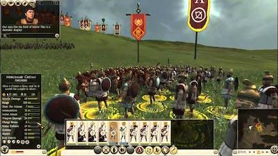 Total War Rome II - Emperor Edition | Fail Battle