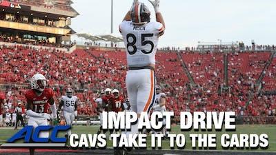 Virginia's Game-Winning Drive   ACCDN Impact Drive