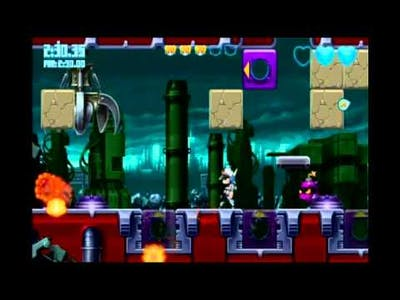 Let's Play Mighty Switch Force! [8] Bonus Challenges