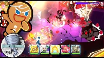 Cookie Run Gameplay
