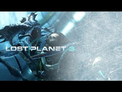 Lost Planet 3 Text Logs Locations