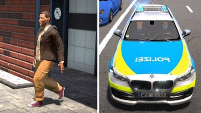 Autobahn Police Simulator 2 - Part 11 - Toilet Bandit