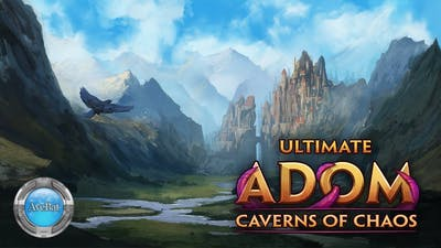 Ultimate ADOM - Caverns of Chaos Early Access Gameplay 60fps