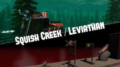 Squish Creek & Leviathan (Ninja Level 5s) - Trials Fusion