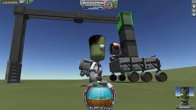 Kerbal Space Program - Breaking Ground Expansion