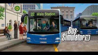 """Bus Simulator 16 - #1 """"PKS Czarny Las"""" fikcyjny przewożnik"""