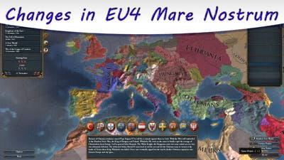 Europa Universalis 4: Mare Nostrum