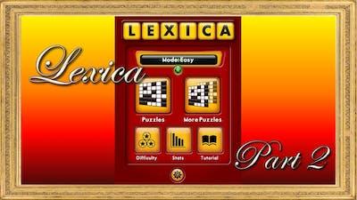 LEXICA Part 2: Winning