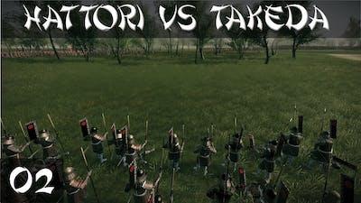 Total War : Shogun II : Hattori VS Takeda