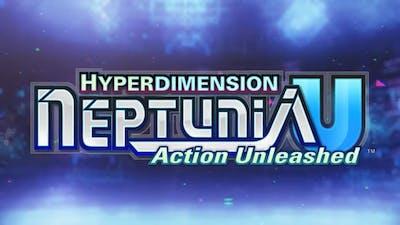 Hyperdimension Neptunia U Action Unleashed Oleada Botanica Rom - Dengekiko