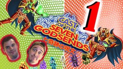 Cast of the Seven Godsends-the GOD DAMN batteries-PART 1