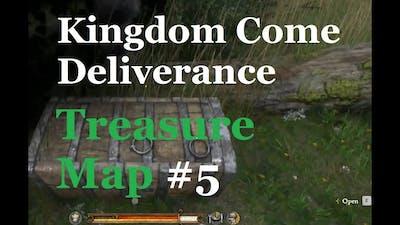 Kingdom Come Deliverance - Treasure map #5