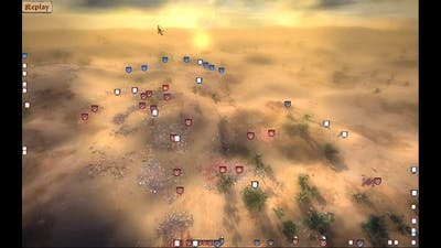 Real Warfare 2 Northern Crusades: three TW veterans lost in multi against 3 AIs