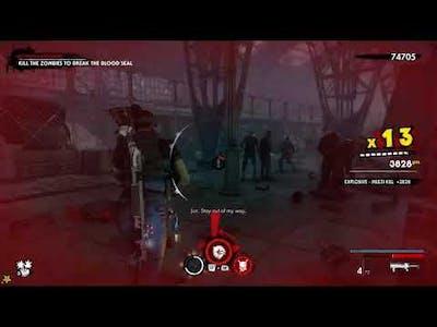 Zombie Army 4 - Easily Master New DLC Weapon Big Joe Crossbow