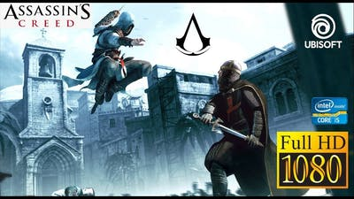 Assassin's Creed™: Director's Cut Edition Live Gameplay