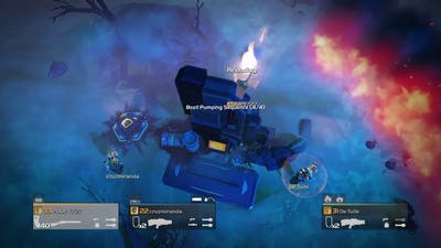 Helldivers - Difficulty 9 - Constitution