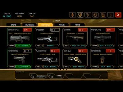Deus EX The Fall Episode 3