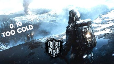 This game is cold | Frostpunk