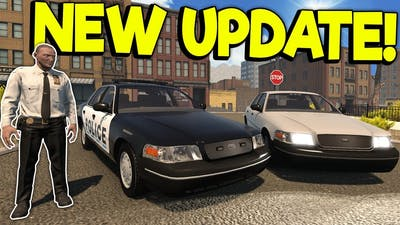 UNDERCOVER POLICE GET NEW VEHICLES! -  Flashing Lights Multiplayer Update Gameplay