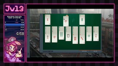 Shenzhen Solitaire | Clear 10 boards in 16:18 [Former WR]