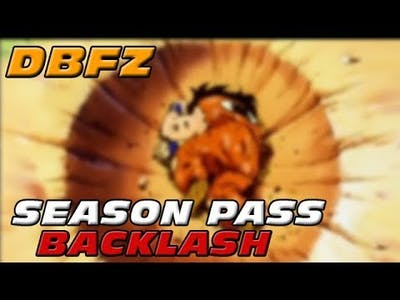 Dragon ball fighterz hype killed by fighterz pass!