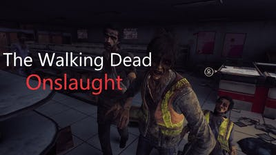 THE BEGINNING... | THE WALKING DEAD ONSLAUGHT GAMEPLAY